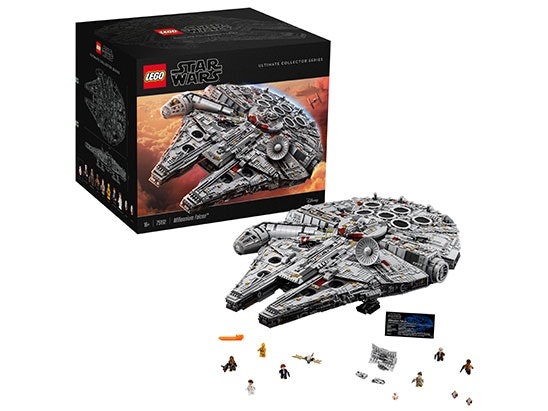 Win a LEGO Star Wars Millennium Falcon sweepstakes