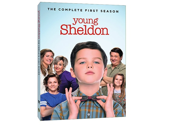 Young Sheldon Season 1 sweepstakes