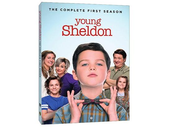 Young Sheldon Season 1 sweepstakes