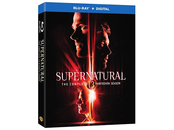 Supernatural: The Complete Thirteenth Season sweepstakes