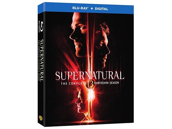 Supernatural: The Complete Thirteenth Season sweepstakes