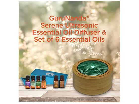 GuruNanda Aromatherapy Kit sweepstakes