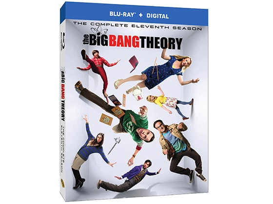 The Big Bang Theory: The Complete Eleventh Season on Blu-ray™ sweepstakes