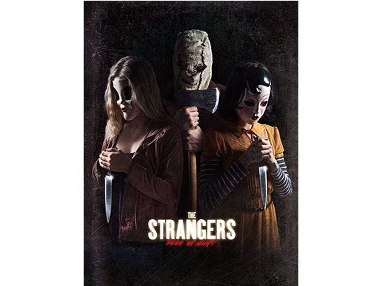 THE STRANGERS: PREY AT NIGHT sweepstakes
