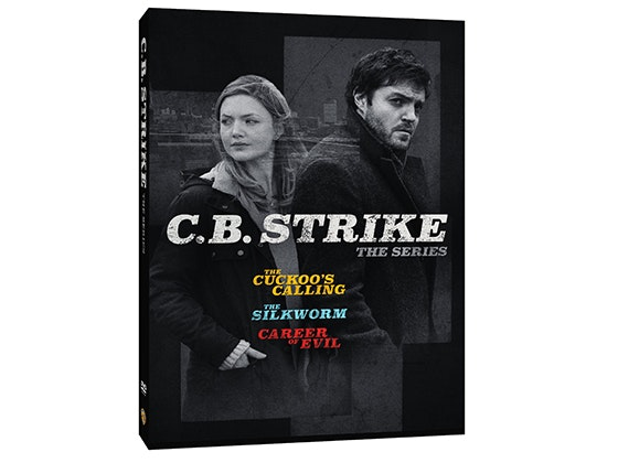 C.B. Strike: The Series sweepstakes