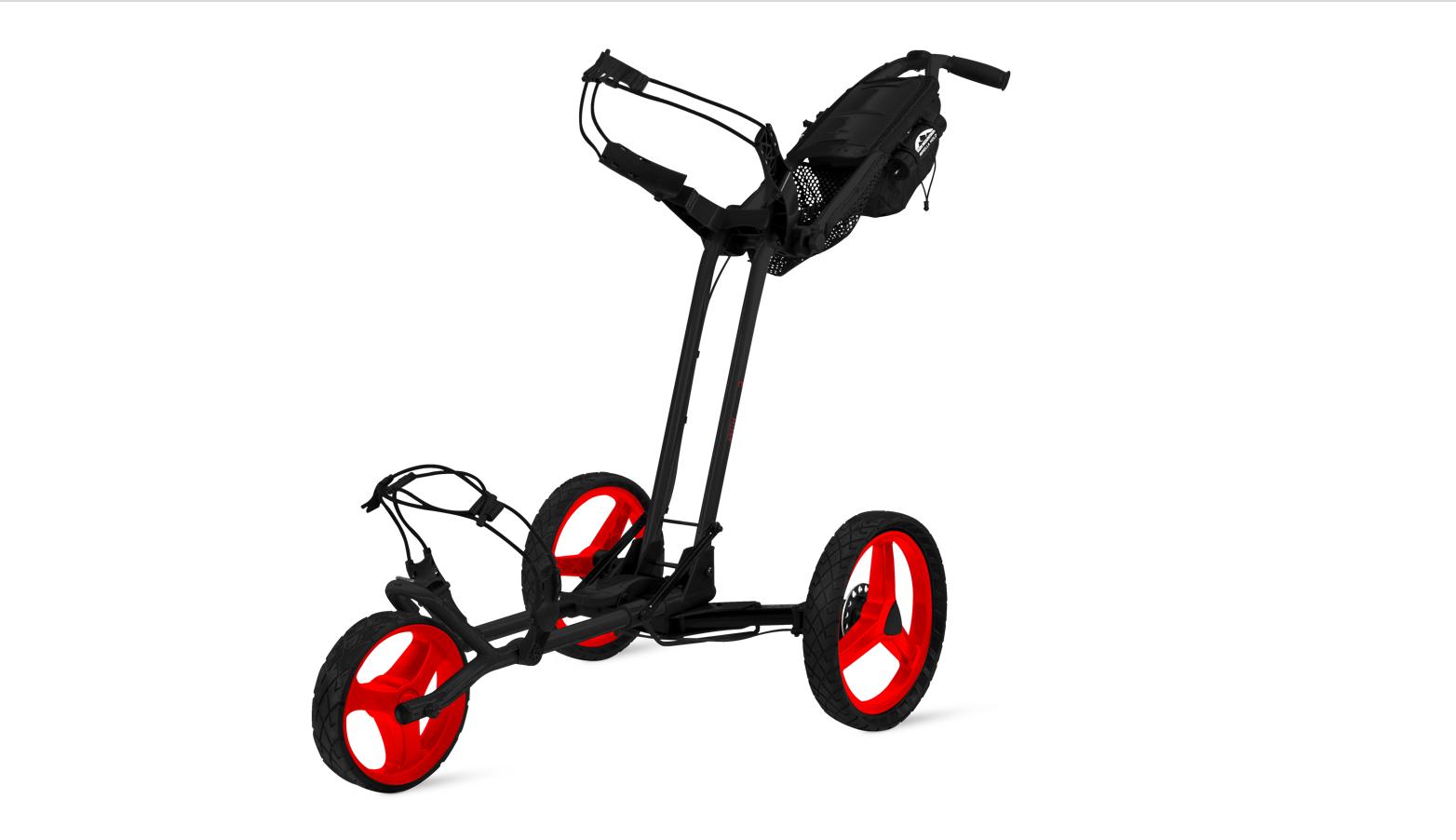 Win a Sun Mountain Pathfinder 3 push trolley sweepstakes