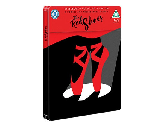 The Red Shoes sweepstakes