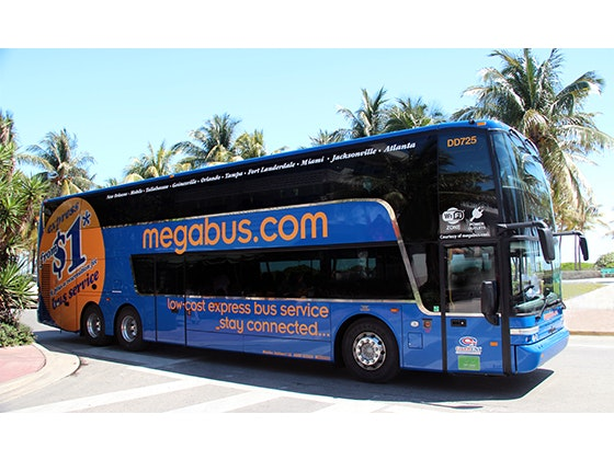 Megabus Travel Prize  sweepstakes