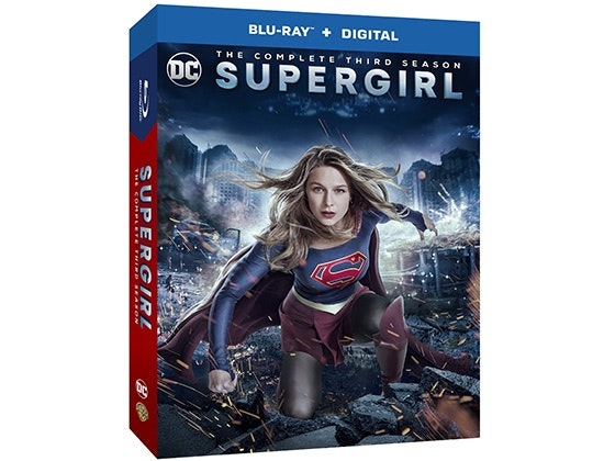 Supergirl: The Complete Third Season sweepstakes