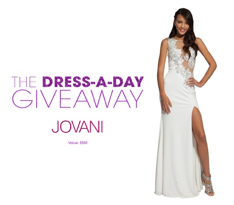 prom dress sweepstakes