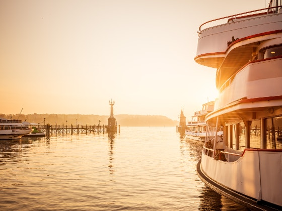 Genuss-Schiffe auf dem Bodensee Gewinnspiel