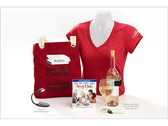 Book Club Prize Pack sweepstakes