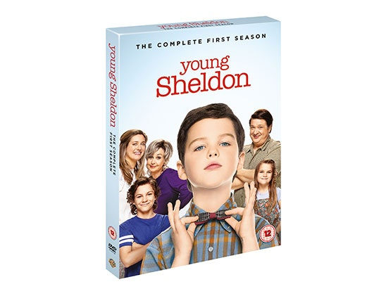 Young Sheldon sweepstakes