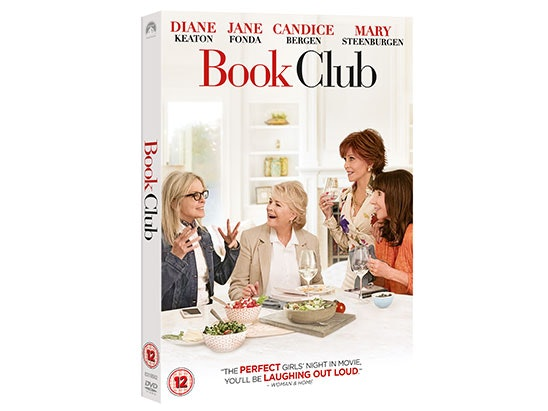 Book Club sweepstakes