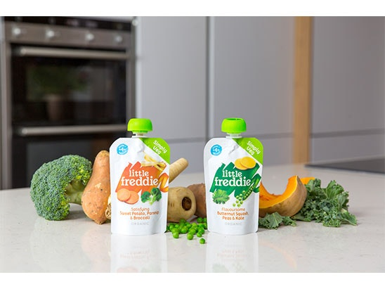 Win six month's supply of Little Freddie organic baby food! sweepstakes