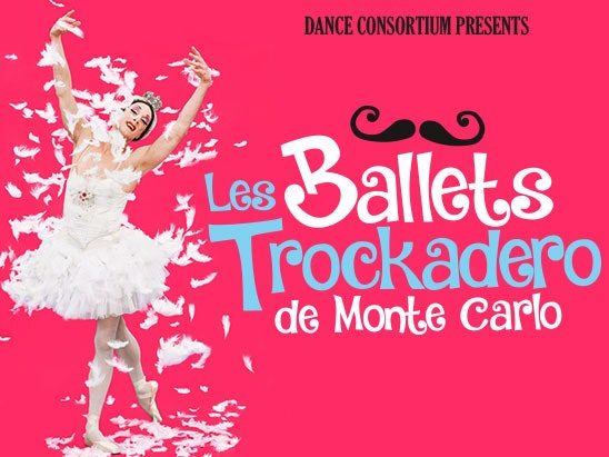 Win tickets to see Les Ballets Trockadero de Monte Carlo  sweepstakes