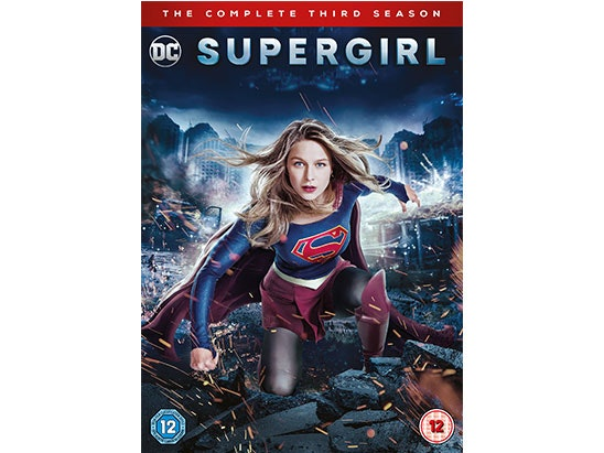 WIN! Supergirl: The Complete Third Season on DVD sweepstakes