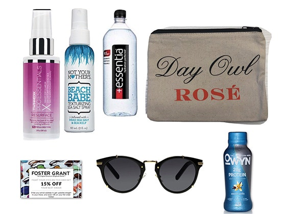 New York Fashion Week Style360 Gift Bag sweepstakes