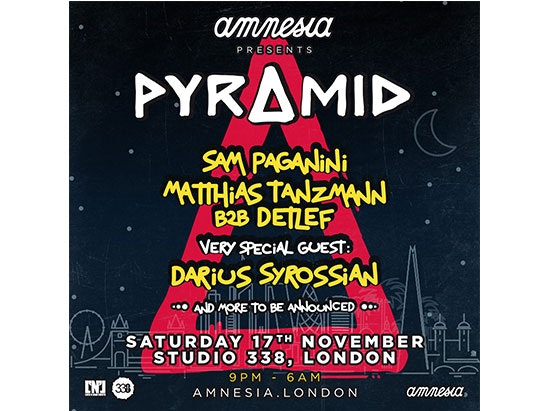 Pyramid tickets sweepstakes