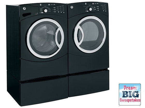 Dream Big Sweepstakes - Washer and Dryer sweepstakes