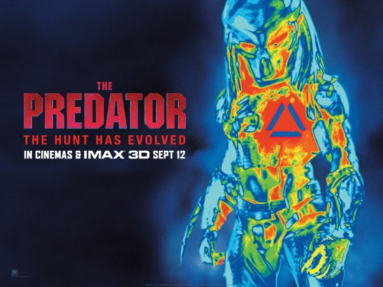 The Predator prizes sweepstakes