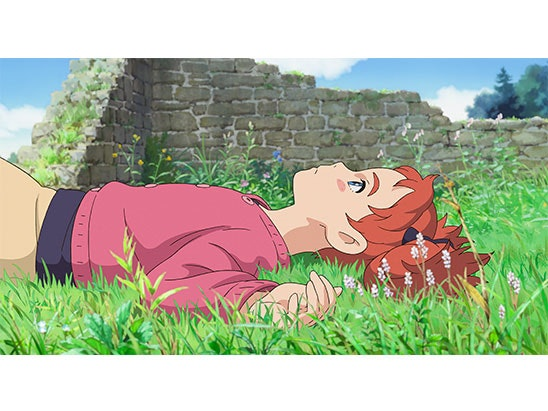 MARY AND THE WITCH'S FLOWER  sweepstakes