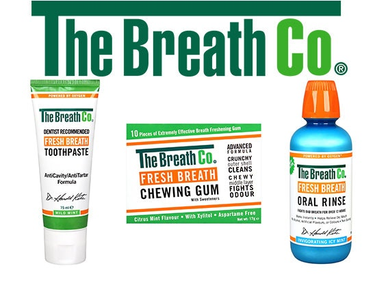 The Breath Company sweepstakes