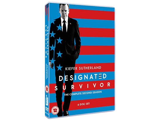 Designated Survivor sweepstakes