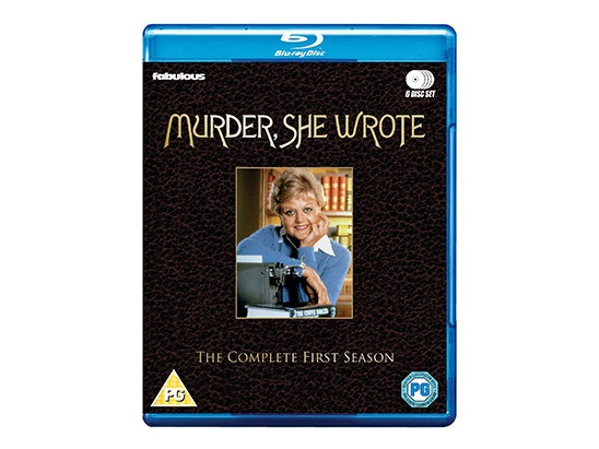 Murder, She Wrote The Complete First Season blu-ray! sweepstakes