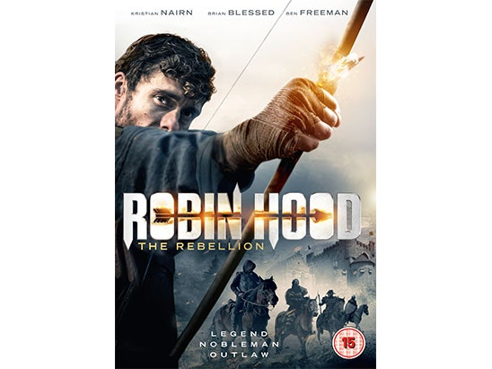 ROBIN HOOD: THE REBELLION sweepstakes