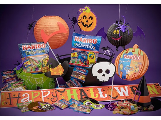 HARIBO HALLOWEEN POTION  sweepstakes