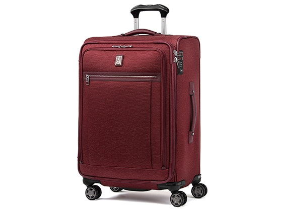 "Travelpro Platinum® Elite 25"" Expandable Spinner Suitcase sweepstakes"
