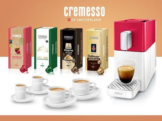 Cremesso Easy - Kaffeegenuss Gewinnspiel