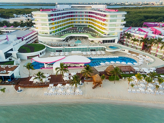 Temptation Cancun Resort sweepstakes