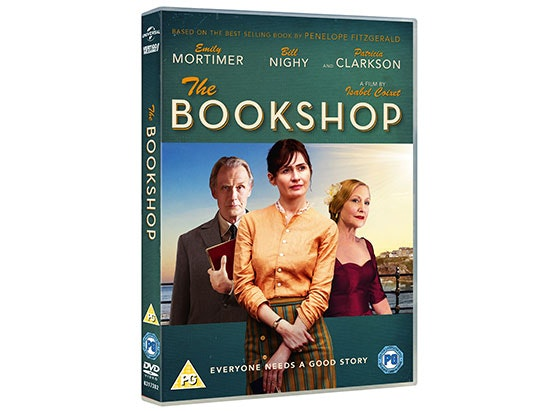 The Bookshop on DVD sweepstakes