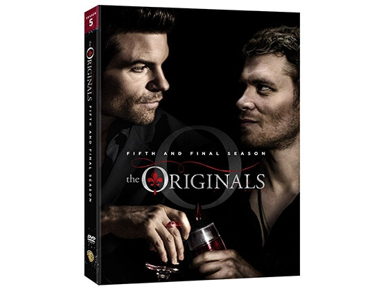The Originals: Fifth Season on DVD sweepstakes