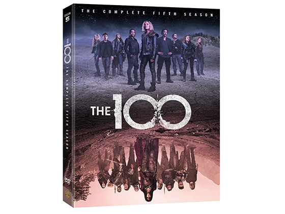 The 100 Complete Fifth Season on DVD sweepstakes