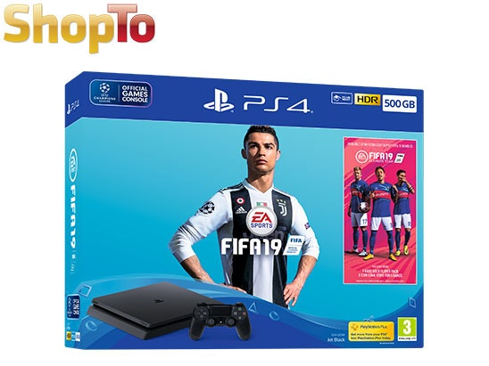 fifa 19 on PS4 sweepstakes