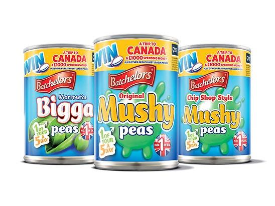 Mushy peas