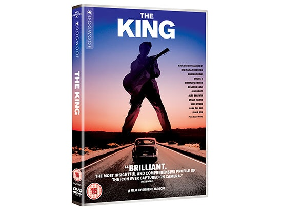 The King sweepstakes