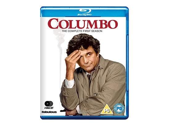 Win Columbo, The Complete First Season on Blu-ray! sweepstakes