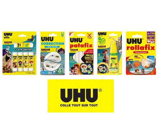 jeu concours Uhu