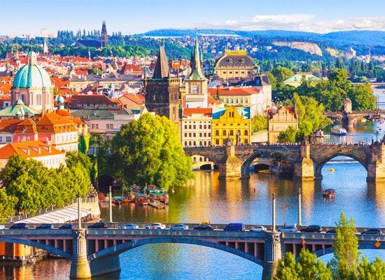 jeu concours Séjour hôtel Prague