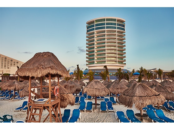 Seadust Cancun Family Resort sweepstakes