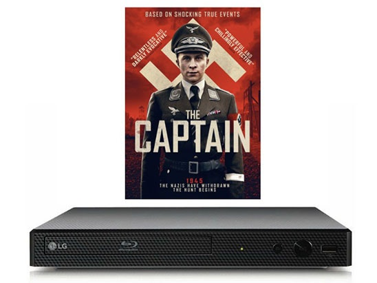 The Captain sweepstakes