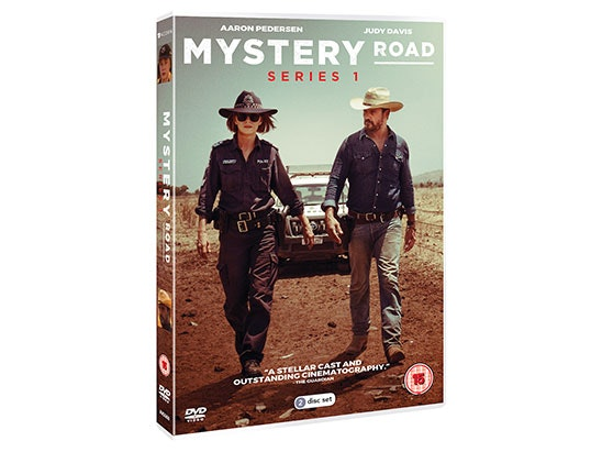 Mystery Road DVD sweepstakes