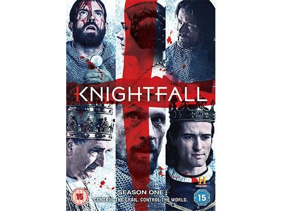 Knightfall boxset sweepstakes