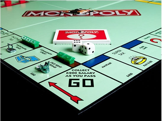 Monopoly sweepstakes