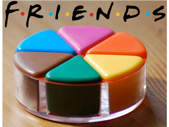 Friends Trivial Pursuit sweepstakes