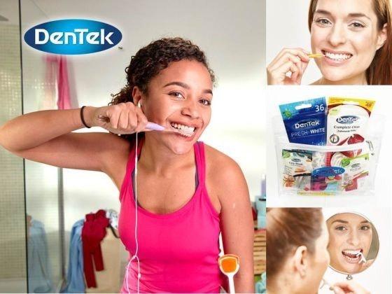 Ein Mundhygiene-Set von DenTek  Gewinnspiel
